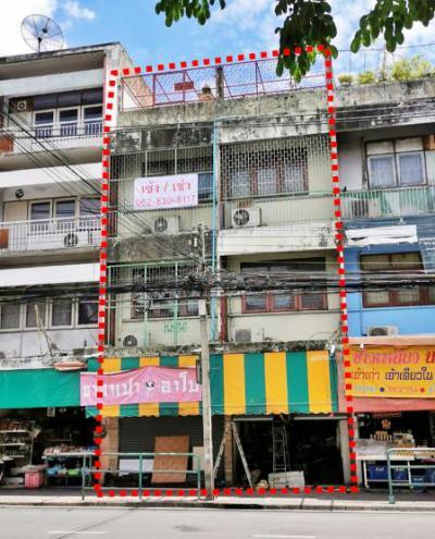 อาคารพาณิชย์ 9800000 กรุงเทพมหานคร เขตบางกอกน้อย บางขุนนนท์